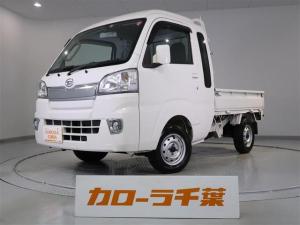 ダイハツ ハイゼットトラック ジャンボ リクライニング機能付き AM・FM・CDチューナー