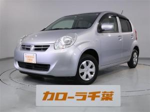 トヨタ パッソ 1.0X Lパッケージ CDオーディオ ワンオーナー 保証付