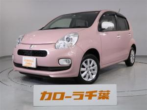 トヨタ パッソ 1.0プラスハナ Gパッケージ AM・FM・CDチューナー
