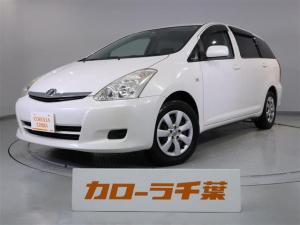 トヨタ ウィッシュ 1.8X AM・FM・CDチューナー オートエアコン