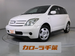 トヨタ イスト 1.3F Lエディション HIDヘッドライト ETC AM・FM・CDチューナー