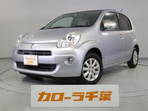 トヨタ パッソ プラスハナ 1.3