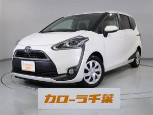 トヨタ シエンタ G ナビ・ETC・バックモニター・ドラレコ・TSS