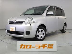 トヨタ シエンタ Xリミテッド メモリーナビ ワンセグ CD ETC 両側パワースライドドア 12カ月無料保証付き