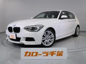 BMW 1シリーズ 116i Mスポーツ 純正アルミ ETC HIDヘッドライト