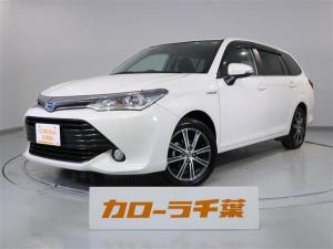 トヨタ カローラフィールダー ハイブリッドG ナビ・ETC・バックモニター・シートヒーター