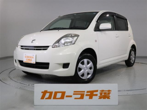 トヨタ パッソ 1.0X ナビ ETC キーレスエントリー ワンオーナー
