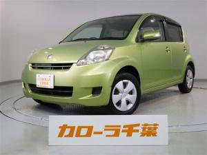 トヨタ パッソ G Fパッケージ ナビ・ETC・キーレスエントリー