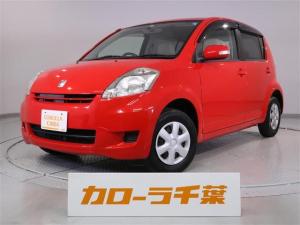 トヨタ パッソ X Fパッケージ ナビゲーション・クリーンION・電動格納ミラー・12ケ月保証付き