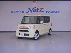ダイハツ タント G SA トヨタ認定中古車 1年間走行無制限保証