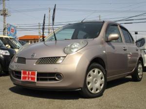 日産 マーチ 15E ワンオーナー車 インテリジェントキー ETC オートエアコン 電動格納ミラー