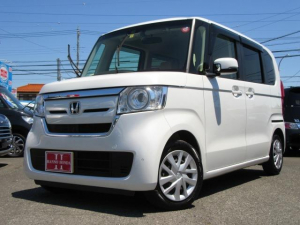 ホンダ N-BOX G・Lホンダセンシング 新車保証 TV パワースライドドア