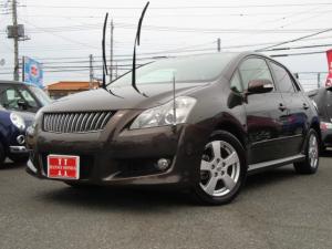 トヨタ ブレイド G HDDナビTV コンビ革シート HIDヘッドライト