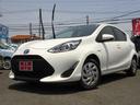 トヨタ/アクア Sセーフティセンス 新車保証 8インチナビTV スマートキー