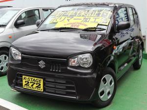 スズキ アルト L セーフティサポート装着車 届出済未使用車 新車保証付き