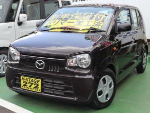 マツダ キャロル GL CVT車 新車保証付き ポリマー加工済 シートヒーター