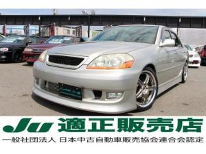 トヨタ マークII iR-V最終モデル