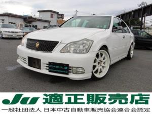 トヨタ クラウン アスリートV 5速改公認 GT2835タービン Fコン金プロ