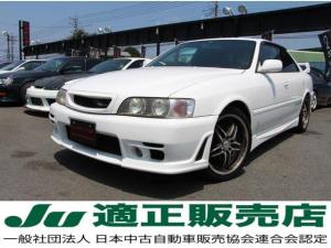 トヨタ チェイサー TRDスポーツ ツアラーV 純正5速MT