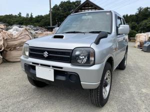 スズキ ジムニー XG 4WD 5速マニュアル 社外16インチアルミ