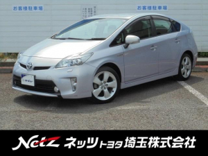 トヨタ プリウス Gツーリングセレクション HDDナビ・フルセグ・電動シート
