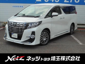 トヨタ アルファード 2.5S Cパッケージ 4WD モデリスタフルエアロ・4WD