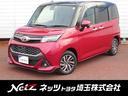 トヨタ/タンク カスタムG S 衝突軽減B・SDナビ・コーナーセンサー