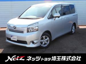 トヨタ ヴォクシー X Lエディション 社外アルミ・HDDナビ・ワンセグ