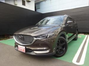 マツダ CX-8 XD Lパッケージ ワンオーナー車 I-ACTIVSENSE 本革シート