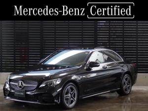 メルセデス・ベンツ Cクラス C220dアバンギャルド AMGライン レザーエクスクルーシブパッケージ レーダーセーフティパッケージ 認定中古車
