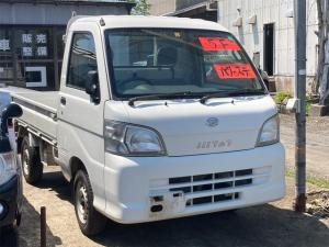 ダイハツ ハイゼットトラック エアコン・パワステ スペシャル 5速マニュアル車 ホワイト
