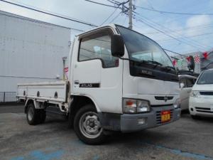 日産 アトラストラック DX 低床 1.5t積 Wタイヤ