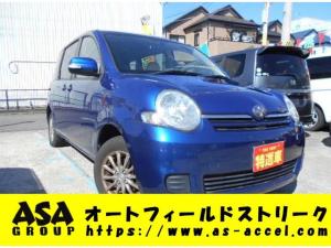 トヨタ シエンタ X 社外アルミ ウィンカーミラー ETC