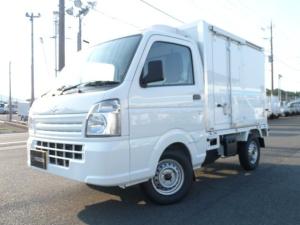 スズキ キャリイトラック 菱重製・軽冷凍車・中温・4WD・AT・2コンプ