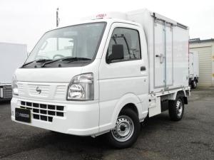 日産 NT100クリッパートラック 菱重製・軽冷凍車・低温・2WD・MT・2コンプ
