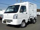 スズキ/キャリイトラック 東プレ製・冷蔵冷凍車・中温・4WD・MT・PW・キーレス