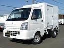 スズキ/キャリイトラック 東プレ製・冷蔵冷凍車・中温・4WD・AT