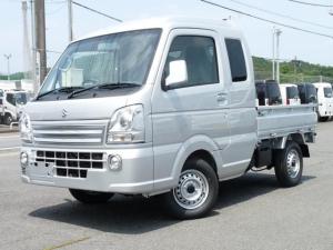 スズキ スーパーキャリイ X・HIDライト・4WD・MT・PW・キーレス