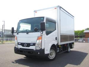 日産 アトラストラック  1.1t・物品販売車・ショーケース付・AT