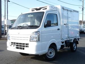 スズキ キャリイトラック レフテック冷蔵冷凍車・低温・2コンプ・PW・キーレス