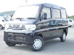 日産 NV100クリッパーバン GXターボ・キーレス・ナビ・TV・ETC