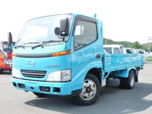 日野 デュトロ 2t・平ボディー・2WD・MT