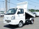 日産/NT100クリッパートラック 新明和強化ダンプ・4WD・MT