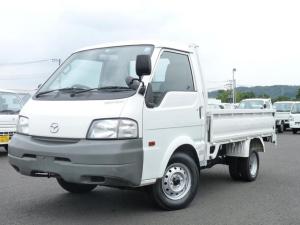 マツダ ボンゴトラック DX・4WD・MT・Wタイヤ