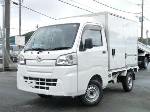 ダイハツ ハイゼットトラック ハイルーフ・保冷車・2WD・AT