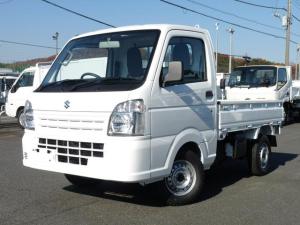 スズキ キャリイトラック KC 4WD・MT・デフロック付