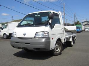 日産 バネットトラック  DX・0.85t・新明和製垂直パワーゲート・AT