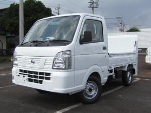 日産 NT100クリッパートラック  新明和製垂直パワーゲート・4WD・MT