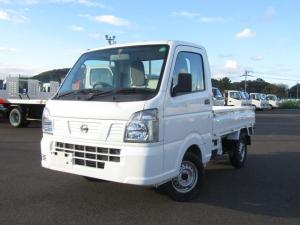 日産 NT100クリッパートラック DX 2WD・AT・アオリ交換済み