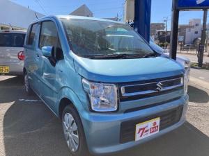 スズキ ワゴンR ハイブリッドFX スズキセーフティサポート装着車 スマートキー CD シートヒーター 神奈川県近隣販売車両
